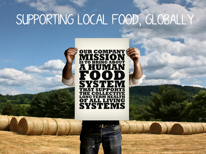 Bucky Box – Supporting local food, globally